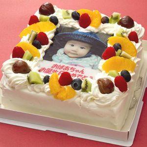 お気に入り写真でサプライズケーキ!主役も皆も盛り上がる写真ケーキ