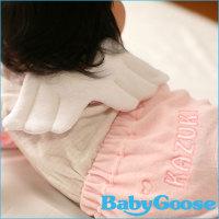赤ちゃんの背中に天使の羽?名前とハートも入ったオリジナルベビー服