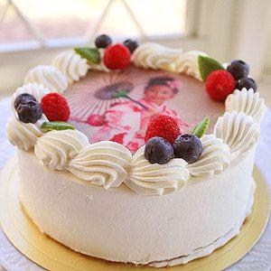 お気に入り写真がケーキになる!世界で一つだけのスペシャルなケーキ