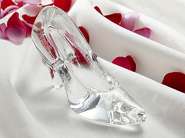 シンデレラのガラスの靴特集