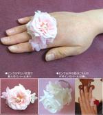 バラの色が選べる!特別な想いと一緒に届ける本物のバラの指輪
