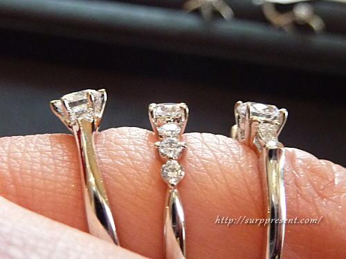 ブリリアンス+ 婚約指輪