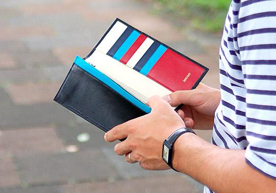 財布・長財布(メンズ)特集!名入れ・デザインがサプライズな財布