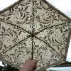 24㎝コンパクト日傘!プレゼント用の折りたたみ日傘をお探しの方に