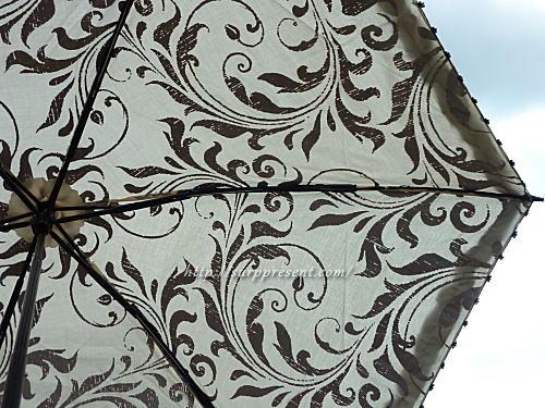 晴雨兼用UV軽減折りたたみ日傘